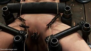 bondage, slut, vibrator