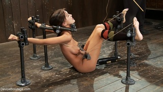 bondage, feet