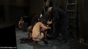 One slave hangs from the ceiling, and an - XXX Dessert - Picture 8