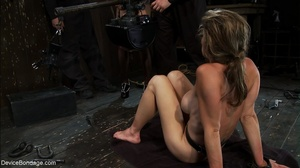 One slave hangs from the ceiling, and an - XXX Dessert - Picture 16
