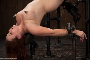 Busty ginger with killer curves can hard - XXX Dessert - Picture 7