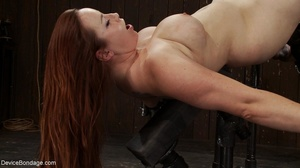 Busty ginger with killer curves can hard - XXX Dessert - Picture 18