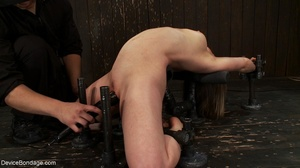 Biddable bitch does a backbend while Mas - XXX Dessert - Picture 15