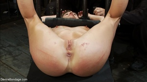 One slave fucks another with a strap-on  - XXX Dessert - Picture 3