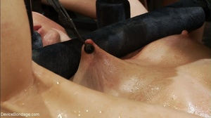 One slave fucks another with a strap-on  - XXX Dessert - Picture 17