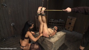 Alluring Asian winces in pain as she end - XXX Dessert - Picture 13