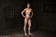 slender woman both strong
