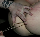 Go ahead and gawk at this slutty submissive slave, as that is what this