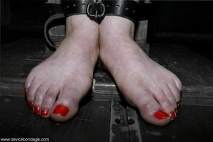 Go ahead and gawk at this slutty submissive slave, as that is what this naughty girl deserves. - XXXonXXX - Pic 13