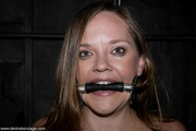 many bondage implements are