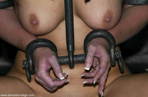 Beauty with model-like good looks takes a wild walk into the weird and wanton world of hardcore BDSM. - XXXonXXX - Pic 16