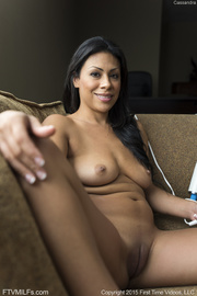 dark haired latina kay
