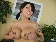 brunette knows how show