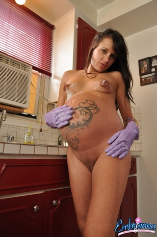 horny pregnant mom tattoo