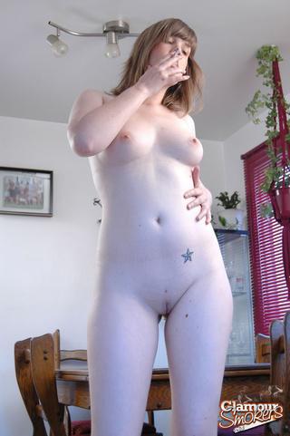 pale brunette pornstar