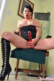 naughty harsh mistress pvc