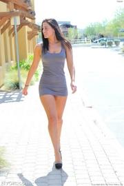 lovely black hair girl