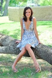 slim babe summer dress