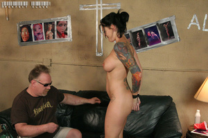 Gorgeous hottie teases her man as she ta - XXX Dessert - Picture 3