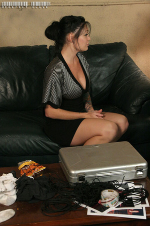 Gorgeous hottie teases her man as she ta - XXX Dessert - Picture 9