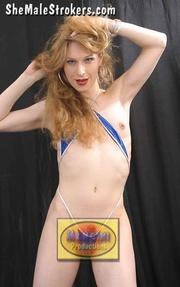 slender long haired blondie