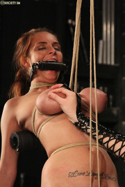 busty chicks spicy torture