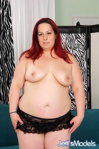 big redhead sexy black