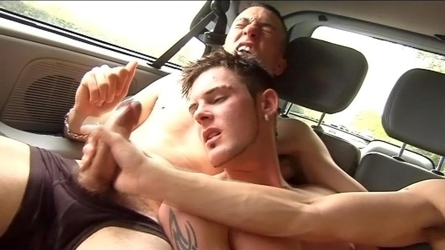 Gym gay porn black