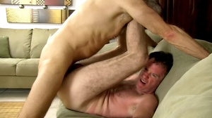 White beard man gets his cock sucked the - XXX Dessert - Picture 21