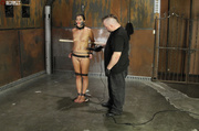 luscious babe gets her