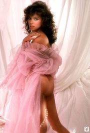 sexy brunette net pink