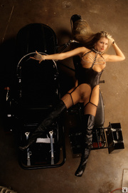 delicious blonde kinky revealing