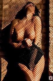 dark hair seductress black
