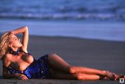 chic beach damsel sexy