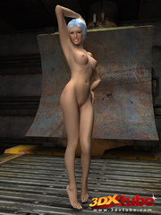 Hot exotic women strip and show off their bodies when - Picture 3