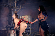 spicy femdom action with