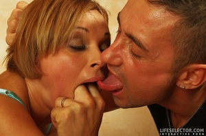 Skinny college bitches are being fucked  - XXX Dessert - Picture 14