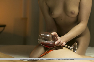 Two beautiful women have a sensual time  - XXX Dessert - Picture 8