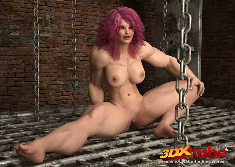 Girls with pink hair naked Naked Pink Haired Girl Spreads Legs On Silver Cartoon Picture 3