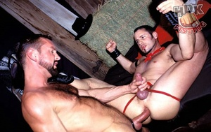 Handsome stud suck the dick of a hairy d - XXX Dessert - Picture 4