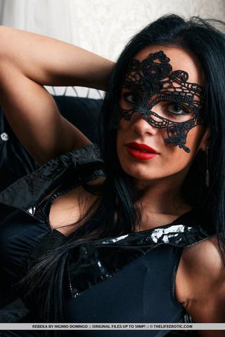dark hair cutie black