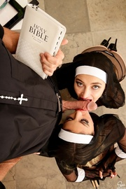 two naughty nuns sexy