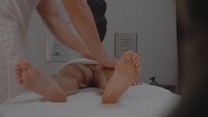 Professional masseur seduces a very slen - XXX Dessert - Picture 7