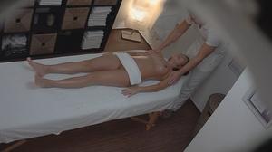 Professional masseur seduces a very slen - XXX Dessert - Picture 13