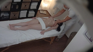 Skinny and petite brunette is trying out - XXX Dessert - Picture 6