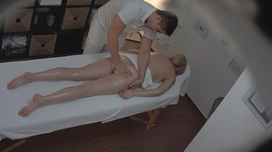 Long-legged blonde with ideal tits gets  - XXX Dessert - Picture 6