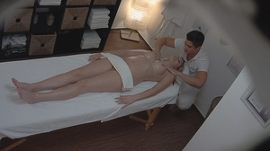 Long-legged blonde with ideal tits gets  - XXX Dessert - Picture 8