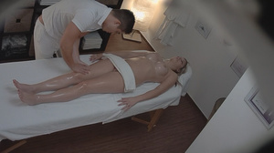 Long-legged blonde with ideal tits gets  - XXX Dessert - Picture 9