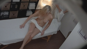 Long-legged blonde with ideal tits gets  - XXX Dessert - Picture 10