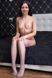 babe nylon inwrought stockings